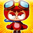 Bubble Hero game