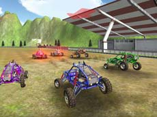 Buggy Rider game