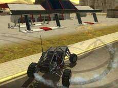 Buggy Simulator game