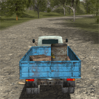 Cargo Drive game