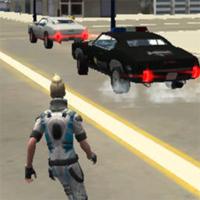 Cars Thief game