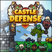 Castle Defense Online game