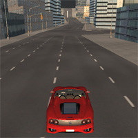 City Rider 3D game