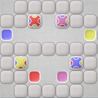 Color Move game