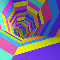 Color Tunnel game