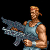Contra III: The Alien Wars game