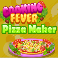 Cooking Fever Pizza Maker game