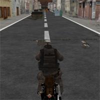 Crazy Biker game