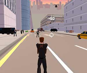 Crime City 3D game