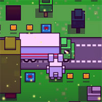 Crossy Road The Mystery World game