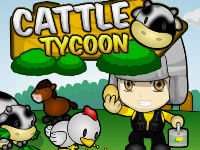 Cattle Tycoon game