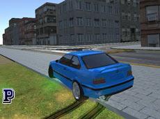 City Rider game