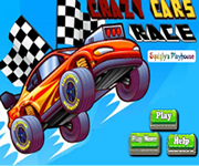 Crazy Cars Race game