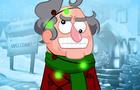 Crazy Dad Christmas game