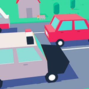 Cute Road game
