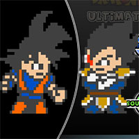 DBZ Ultimate Power game