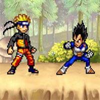 DBZ VS Naruto game