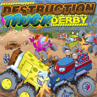 Destruction Truck Derby game