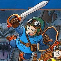 Dragon Quest 1 & 2 game