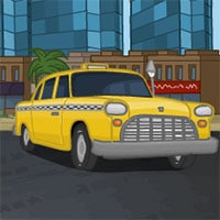 Drive Town Taxi game