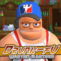 Drunk Fu : Wasted Masters game