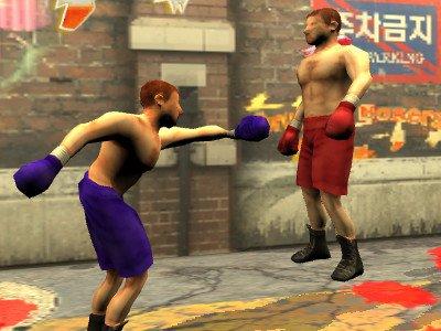 Drunken Boxers game