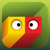 Eyes Cube game