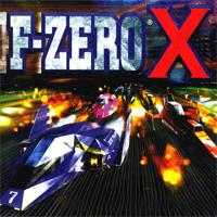 F-Zero X game