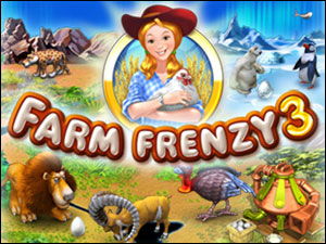 Farm Frenzy 3 – American Pie game