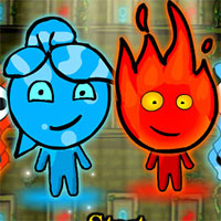 FireBoy And WaterGirl New Adventure game