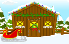 Escape Christmas Town game