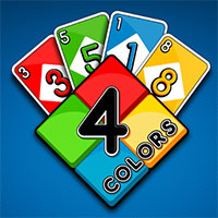 Uno Four Colors game