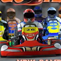 Go Kart HD game