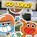 Gumball: Go Long! game