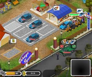 Garage Tycoon game