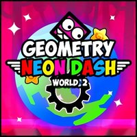 Geometry Neon Dash 2 game