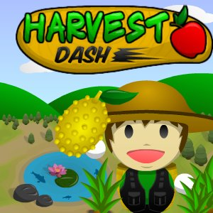 Harvest Dash game