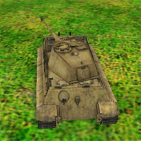 Heavy 3D Tanks game
