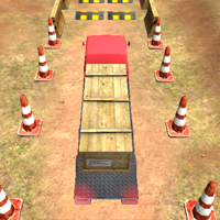 Heavy Truck Parking game