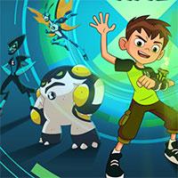 Ben 10 Hero Time game