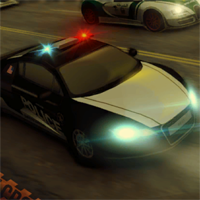 Highway Patrol Showdown game