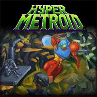 Hyper Metroid game