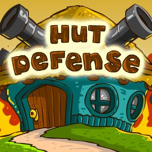 Hut Defense game