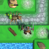Idle Tower Defense game