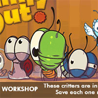 Jump Out Workshop game