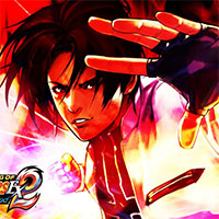 King of Fighters EX game