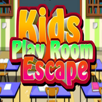 Kids Play Room Escape game