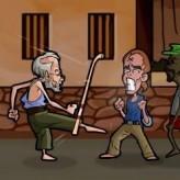 Kung Fu Grandpa game