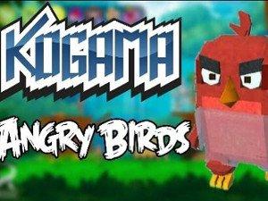 Kogama: Angry Birds game