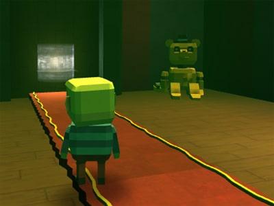 Kogama: Horror 3D game